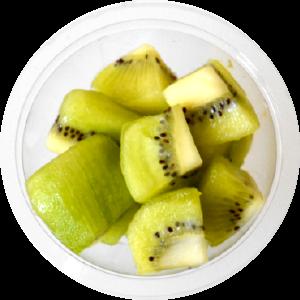 Tarrina de kiwi