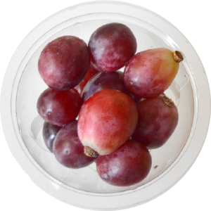 Tarrina de uva