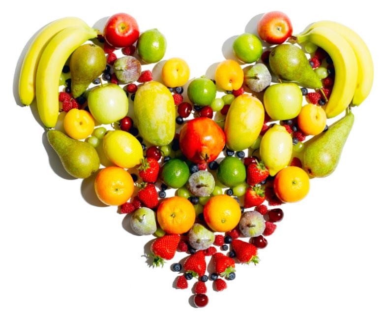 Arisfresc corazón de fruta